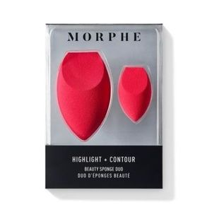 MORPHE HIGHLIGHT + CONTOUR BEAUTY SPONGE DUO